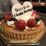 しょうへい3000 - しょうへいの誕生日ケーキ(T ^ T)