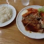 ファミリーレストラン 淳JUN -