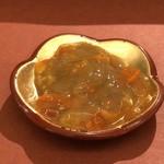 鮨 そえ島 - 莫久来(ばくらい)・・ホヤの塩辛とコノワタで作られていて、日本酒に合いますねぇ。
