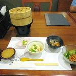 仙石原品の木一の湯 - 夕食
