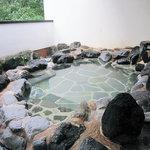 仙石原品の木一の湯 - 露天(大涌谷温泉)