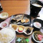 仙石原品の木一の湯 - 朝食