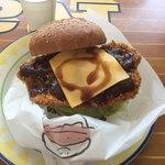 Cafe&Hamburger Ra-maru - チキンクランチ