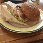 Cafe&Hamburger Ra-maru - 生ハム&クリームチーズ