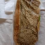 Ohana - 料理写真:抹茶きな粉のシフォンケーキ(230円)