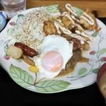 ザ・スター食堂 - 料理写真:ウルトラスターランチ