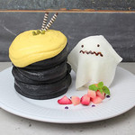 ELK NEW YORK BRUNCH - ハロウィンゴーストホラーナイトパンケーキ