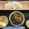 蕎麦美人 - 料理写真:鴨そば 大盛り