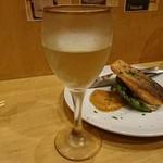 93796636 - グラスワイン白