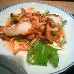 料理つしま - 真鱈塩焼