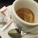 La Pala - エスプレッソとズッケロの砂糖
