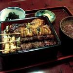 味処 東助 - 焼き鳥丼