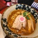 ラーメン考房 昭和呈 - 九州辛麦麺(限定)