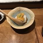 すし処 高寅 - 特選のミニ雲丹イクラ丼!