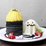 BURN SIDE ST CAFE CRAFT KITCHEN+  KUZUHA - ハロウィンホラーナイトパンケーキ