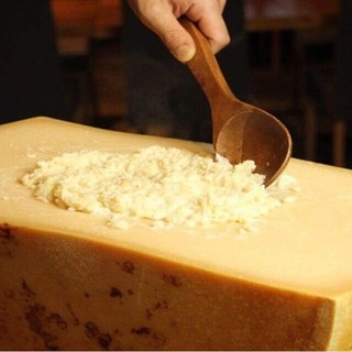 チーズの王様!パルミジャーノチーズのリゾット