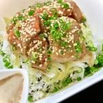 お料理 御厨 - ゴマだれ海鮮丼