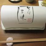 93802323 - 「そば三昧」掛け紙