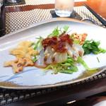 私房菜 すみよし - 鯛の中華サラダ