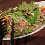 93802763 - 牛肉サラダ