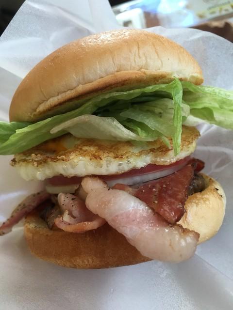 佐世保バーガー BigMan 京町本店 - BPPでピリッとアクセントの効いたベーコンが美味♡