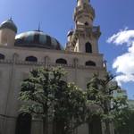 93805353 - 近くには神戸ムスリムモスク Kobe Muslim Mosqueがある。1945年の神戸大空襲で焼失を免れ、1995年の阪神淡路大震災でも倒壊しなかった。