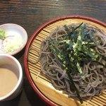 93806075 - ざる蕎麦(くるみ汁)