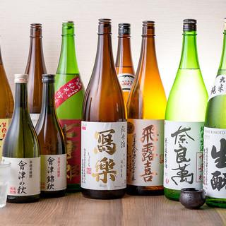 【会津地酒】&【信州地酒】プレミアム日本酒があることも!?