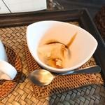 タイ式マッサージ&カフェ ワイルーム - 凍り豆腐