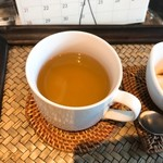 タイ式マッサージ&カフェ ワイルーム - ハス茶