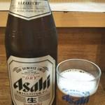 湯浅 - アサヒスーパードライ瓶ビール