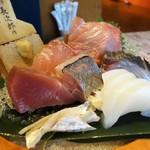 魚弥長久  - 刺盛り