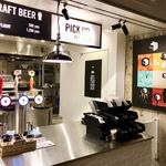 BEER TO GO by SPRING VALLEY BREWERY - 受取口