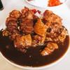 グリルやまとや - 料理写真:チキンカツカレー
