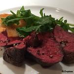 アリーブ - いわて短角牛ランプ肉のアッロースト