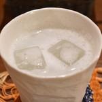 蔵カフェこまや - ドリンク写真:米ジュース