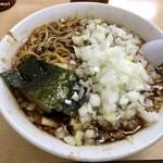 93818038 - 再訪問 2018/10 ぐうらーめん+薬味(タマネギ)増し (780円)