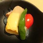 KOYOI 炭火焼と旬菜 - お通し