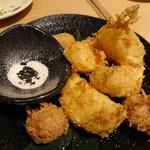 KOYOI 炭火焼と旬菜 - チーズフライ