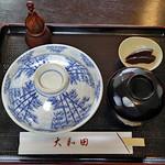 93819584 - 鰻丼(上)