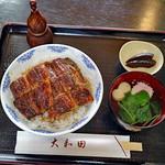 93819585 - 鰻丼(上)