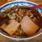 くじら食堂 - 料理写真:醤油750円