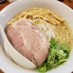 麺屋 菜々兵衛 - 夜塩 500円