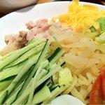 香園 - 冷麺