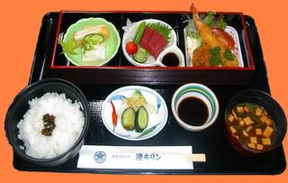 港キリン - 三彩弁当¥1100円