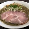 煮干らー麺シロクロ - 料理写真:濃厚そば