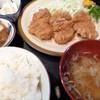 喜多や - 料理写真:ヒレカツ定食