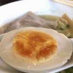 ボルドー - 茹で卵
