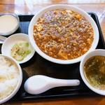 チャイニーズ 晴菜 - 料理写真:麻婆豆腐