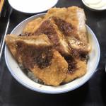 てっぺい - ソースカツ丼どどーん
